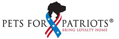 Pets for Patriots logo